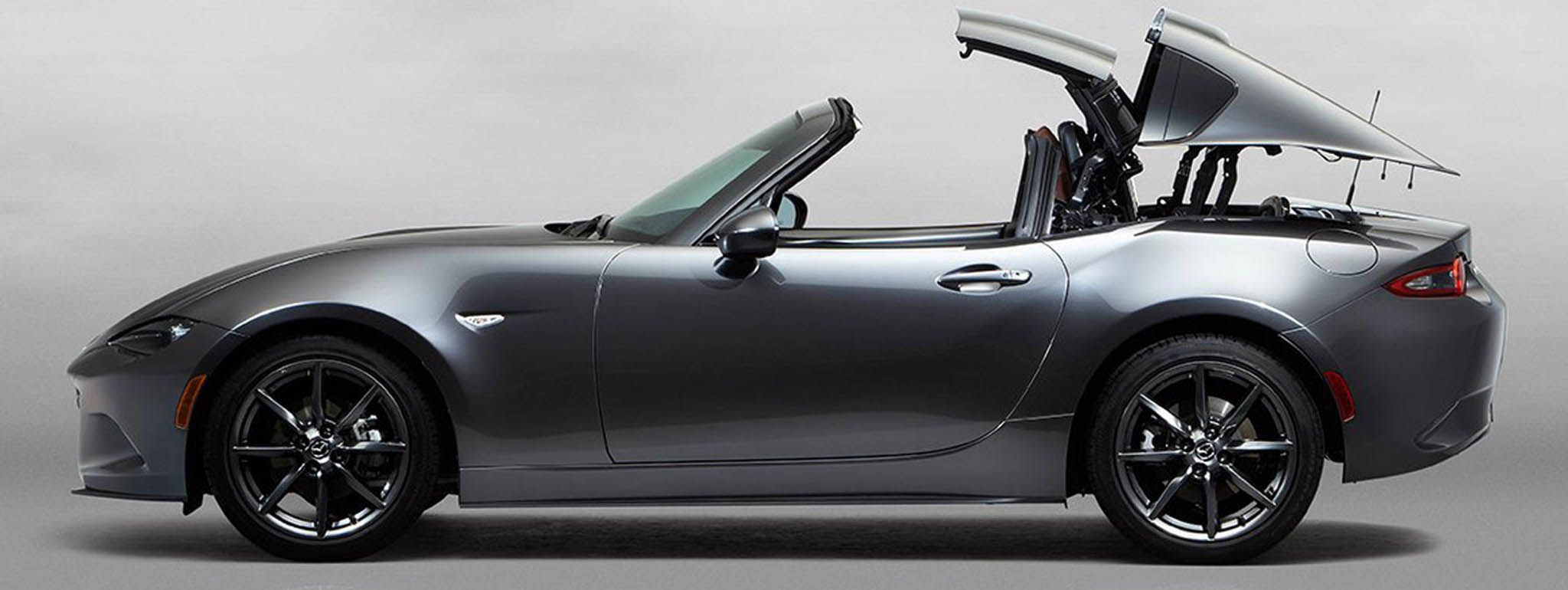 Mazda MX-5 RF hard top at Barloworld