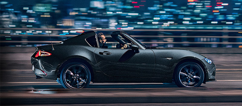 Mazda MX-5 performance at Barloworld